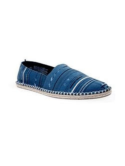Old Navy - Patterned Canvas Slip-On Loafers