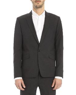 BILLTORNADE  - Anthon Dark Grey Suit Jacket