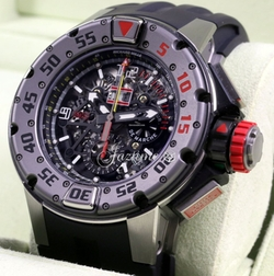 Richard Mille  - RM032 Chronograph Diver Watch