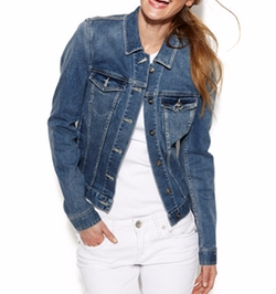 Vince Camuto - Two By Classic Denim Jacket