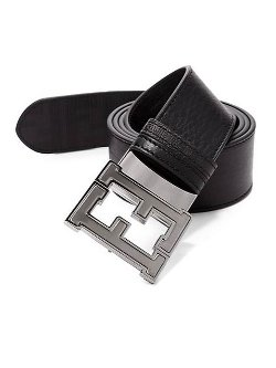 Fendi  - Colorado Zucca Reversible Belt
