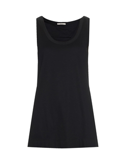 Edun - Scoop Neck Cotton-Jersey Tank Top