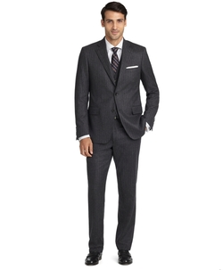 Brooks Brothers - Regent Fit Double Track 1818 Suit