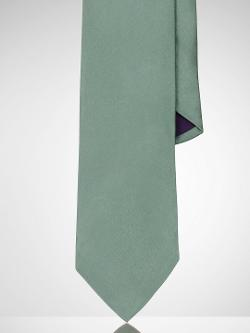 RALPH LAUREN PURPLE LABEL - Silk Satin Tie