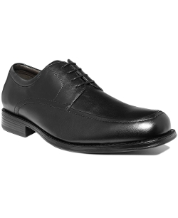 Johnston & Murphy - Atchison Moc Toe Oxford Shoes