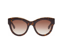 Stella McCartney - Cat Eye Chain Sunglasses