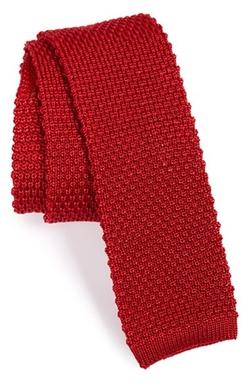 Mac Alan 1831 - Solid Knit Silk Tie