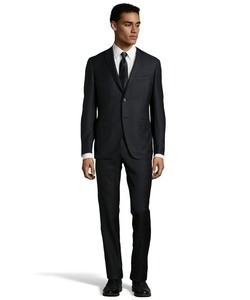 Canali - Wool Two Button Suit
