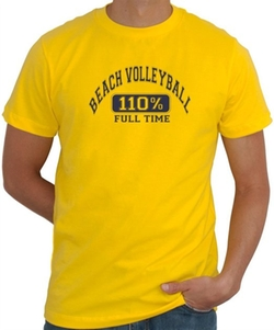 Idakoos - Beach Volleyball T-Shirt