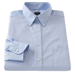 Croft & Barrow - Button Down-Collar Dress Shirt