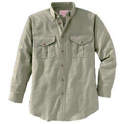 Filson  - Cotton-Wool Button-Down Shirt - Long Sleeve