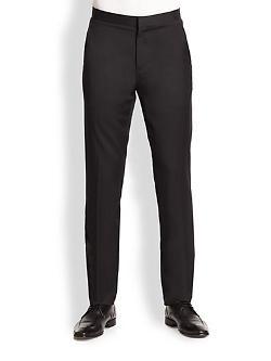 Theory  - Marlo Hamburg Tuxedo Pants