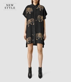 All Saints - Thea Shere Dress