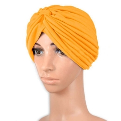 Forever Yang - Pleated Indian Headwear Hat