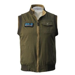 Jxhracing  - Multi Pocket Outdoor Vest