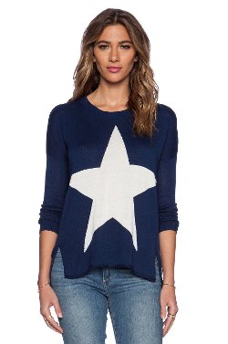 Central Park West  - Charleston Star Sweater