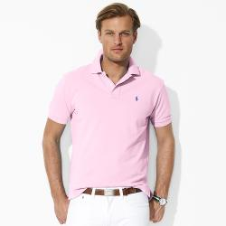 Polo Ralph Lauren  - Classic-Fit Mesh Polo