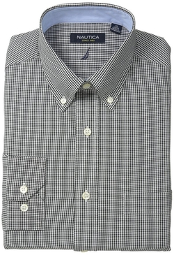 Nautica - Gingham Button Down Shirt
