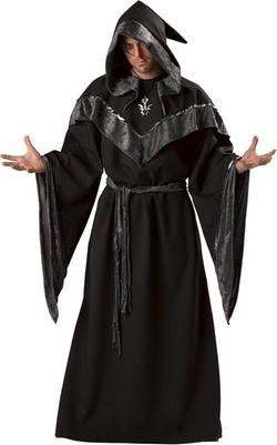 In Character - Dark Sorcerer Robe