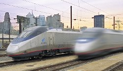 Bombardier - High Speed Train Acela Express