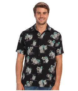 Tommy Bahama  - Island Modern Fit Pina-Olada S/S Camp Shirt