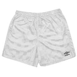 Umbro  - Checkered Soccer Shorts