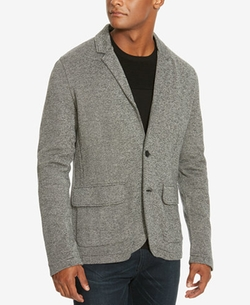 Kenneth Cole New York - Two-Button Sweater Jacket