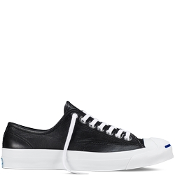 Converse - Jack Purcell Signature Leather Sneakers