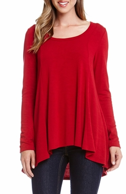 Karen Kane  - Seam Detail Sweater