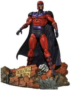 Marvel - Select Magneto Action Figure