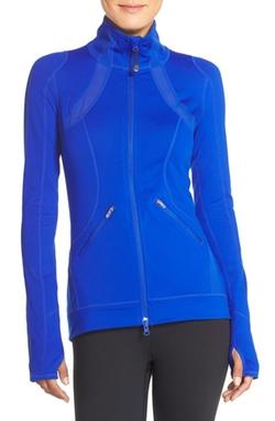 Zella - Motivation Zip Front Jacket