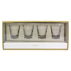 Threshold - Shot Glasses with Sandblasted Words