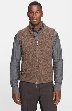 Canali  - Reversible Vest