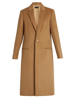 Joseph   - Nevada Single-Breasted Cashmere Coat