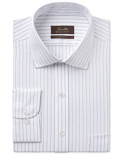 Tasso Elba - Striped Dress Shirt