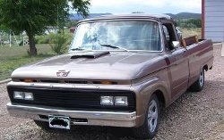 Ford  - 1964 F100 Pickup Truck