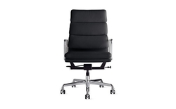 Eames - Soft Pad Executive Chair With Pneumatic Lift