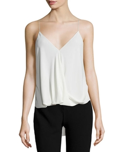 Theory - Kashya Classic Georgette Camisole Top
