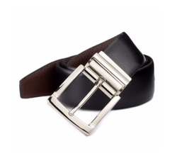 Saks Fifth Avenue Collection  - Reversible Leather Belt