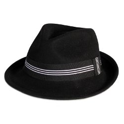 City Hunter - Pamoa Wool Felt Fedora Hat