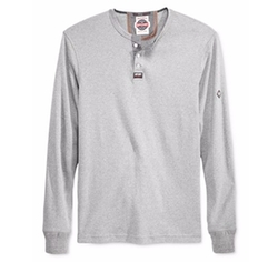 Superdry - Heritage Long-Sleeve Henley Shirt