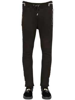 Balmain - Cotton Jogging Pants