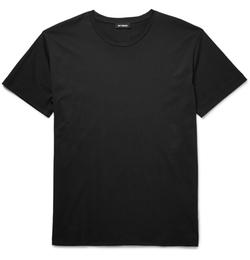 Raf Simons - Back-Print Cotton-Jersey T-Shirt