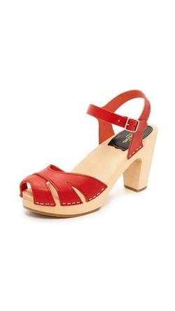 Swedish Hasbeens - Suzanne Platform Sandals