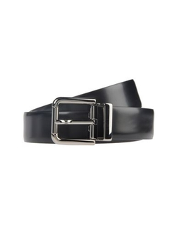 Dolce & Gabbana - Solid Leather Belt