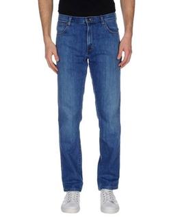 Wrangler - Faded Effect Denim Pants