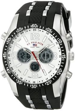 U.s. Polo Assn. Sport - Rubber Strap Watch