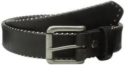 Bill Adler Belts - Mens Studded Edge Belt