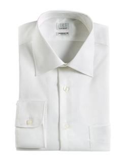 Ike by Ike Behar  - Regular Fit Cotton Dress Shirt