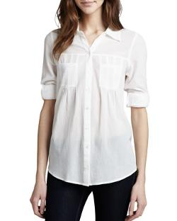 Joie  - Pinot Rolled-Sleeve Blouse